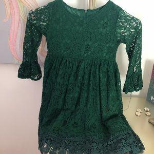 Other - La e toddler dress